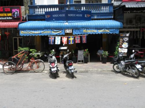 Nordic House Guesthouse, Phnom Penh
