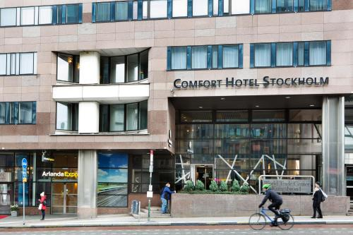 Comfort Hotel Xpress Stockholm Central photo 3