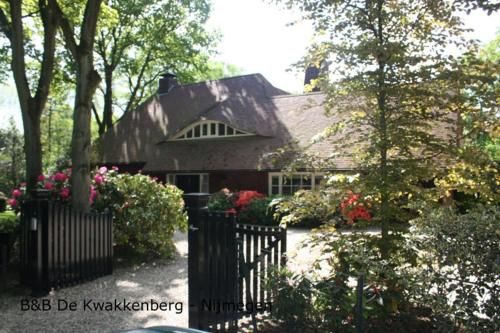 B&B De Kwakkenberg