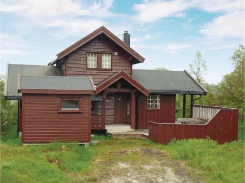 Four-Bedroom Holiday Home in Aseral, Ljosland
