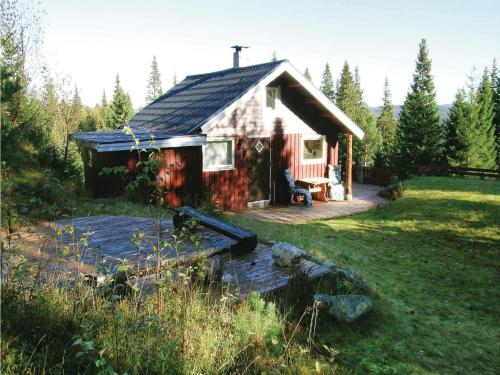 One-Bedroom Holiday Home in Fannrem, Hoston