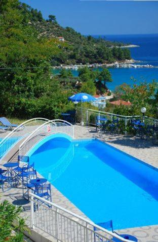 Hotel Emerald - Skala Panagias Greece