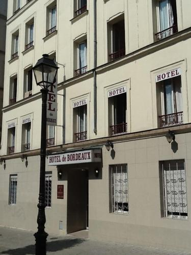 Hipotel Paris Bordeaux