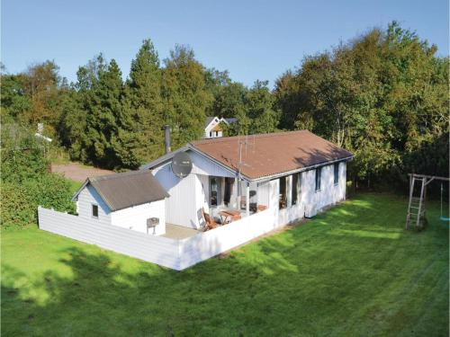 Three-Bedroom Holiday Home in Hemmet, Hemmet