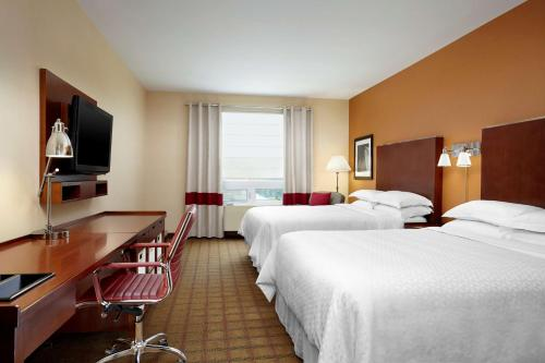 Four Points By Sheraton Calgary Airport - Calgary, AB T1Y 7K7