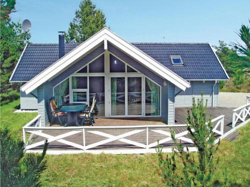 Holiday home Romo 34 with Hot tub, Rømø Kirkeby