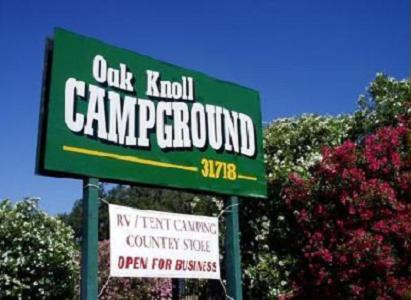 Oak Knoll Campground