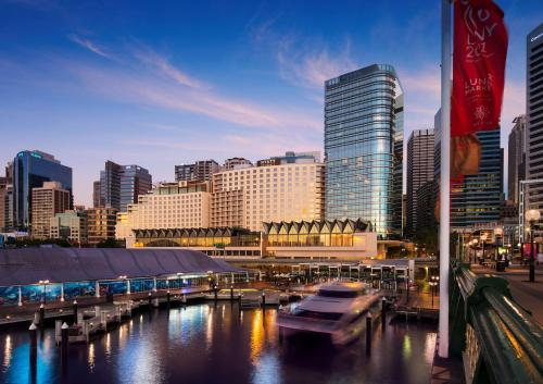 Hyatt Regency Sydney impression