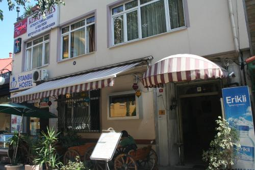 Istanbul Istanbulhostel adres