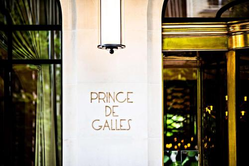 Prince de Galles, a Luxury Collection hotel, Paris photo 61