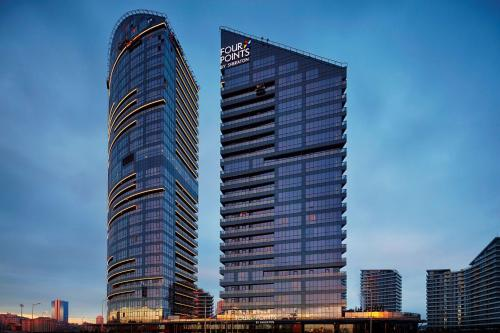 Four Points by Sheraton Batisehir Airport photo 45