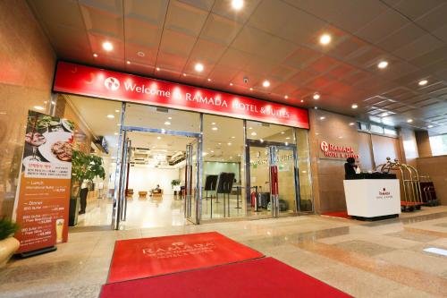 Ramada Hotel & Suites Seoul Namdaemun photo 50