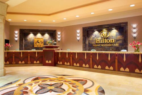 Hilton Grand Vacations Suites on the Las Vegas Strip Photo