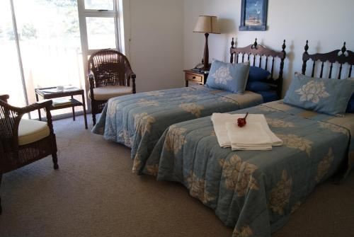 Sea Otters Lodge Photo