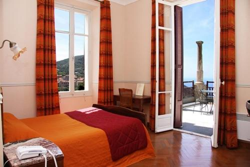 hotel les roches rouges piana corse france. Black Bedroom Furniture Sets. Home Design Ideas