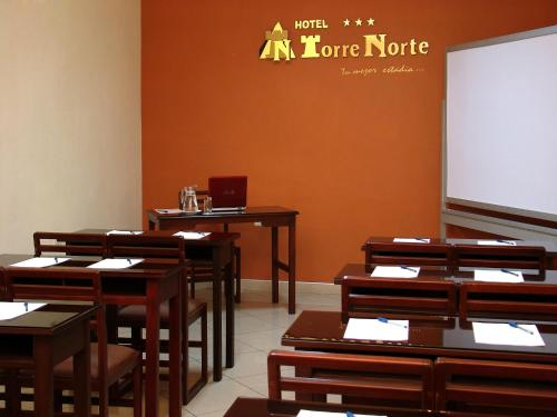 Hotel Torre Norte Photo