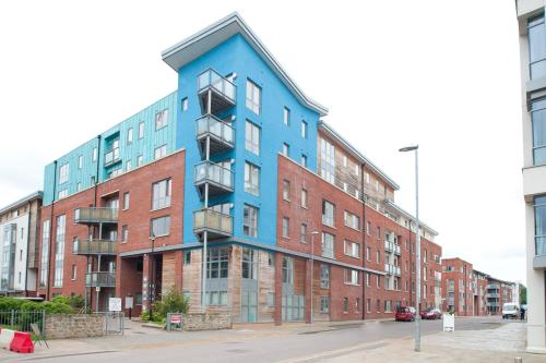 Photo of Your Space apartments - Temple Quay Hotel Bed and Breakfast Accommodation in Bristol Bristol