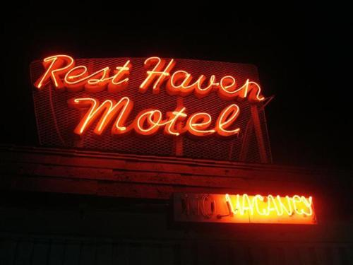 Rest Haven Motel Photo