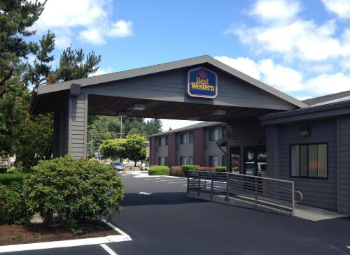 Photo of Best Western Aladdin Inn hotel in Kelso