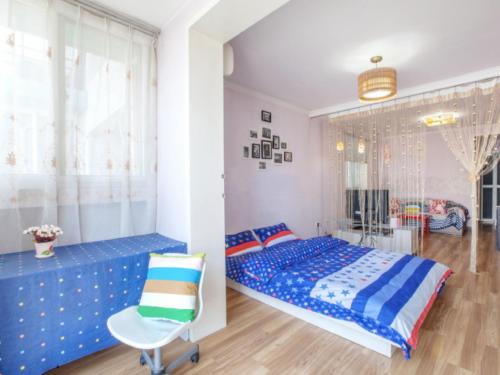 Shuangjing Guomao Comfortable One-bedroom Apartment photo 2