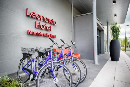 Leonardo Hotel Munich City East photo 36