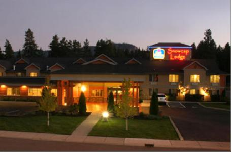 Best Western PLUS Snowcap Lodge