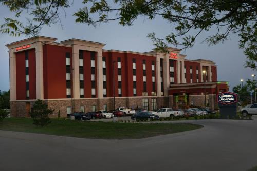 Hampton Inn & Suites Ponca City Photo