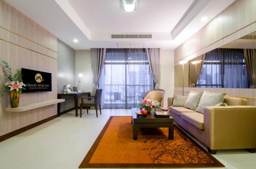 Grand Mercure Bangkok Asoke Residence photo 32