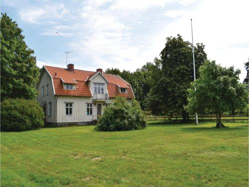 Seven-Bedroom Holiday Home in Borgholm, Föra