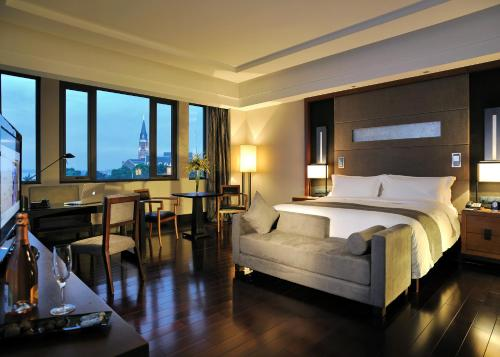 Worldhotel Grand Dushulake Suzhou photo 2