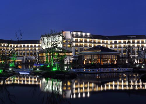 Worldhotel Grand Dushulake Suzhou photo 4