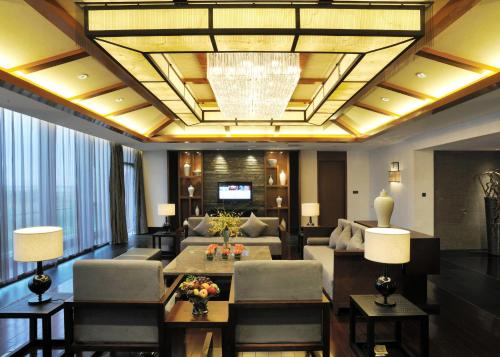 Worldhotel Grand Dushulake Suzhou impression