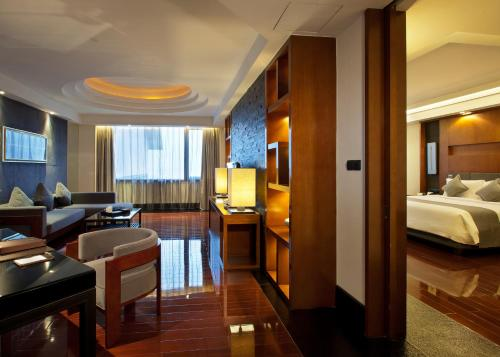 Worldhotel Grand Dushulake Suzhou photo 13