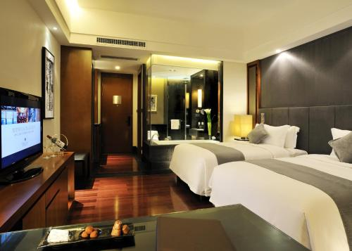 Worldhotel Grand Dushulake Suzhou photo 19