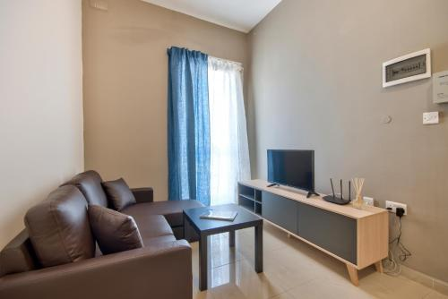 Gzira, Bright and Spacious 1-bedroom, Il-Gżira