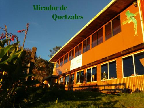 Hotel Mirador de Quetzales Photo