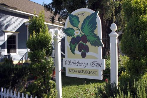 Olallieberry Inn Bed and Breakfast - Cambria, CA 93428