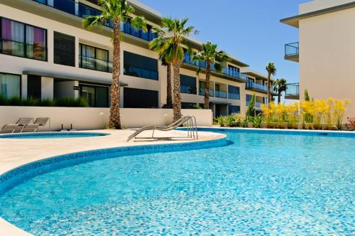 holidays algarve vacations Quarteira  Cavalo Preto Beach Apartments