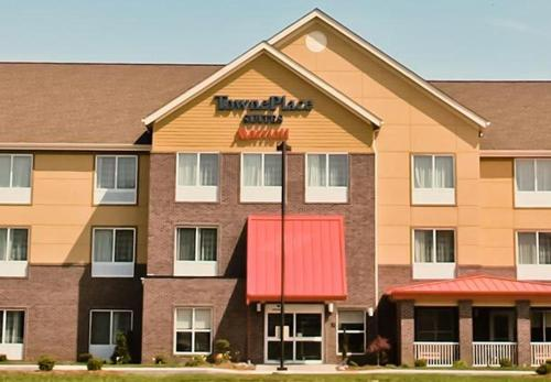 TownePlace Suites by Marriott Vincennes Photo