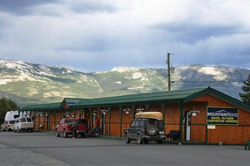 Mountain Ridge Motel & RV Park Whitehorse