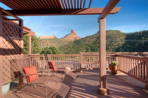 Sedona Views Bed and Breakfast Photo