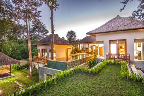 The Luku Villa - tabanan -