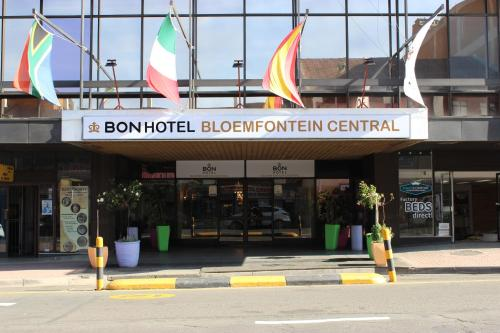 BON Hotel Bloemfontein Central Photo