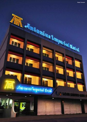 Antonius Imperial Hotel Photo