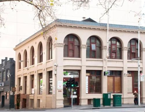 The Melbourne Connection Travellers Hostel