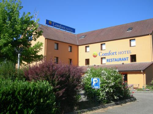 Comfort Hotel Bourg en Bresse