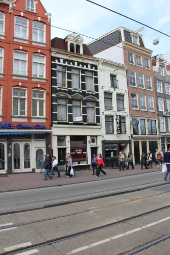 Hotel Alfa Amsterdam Amsterdam Netherlands Overview