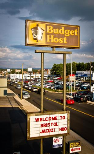 Budget Host Inn Bristol Photo