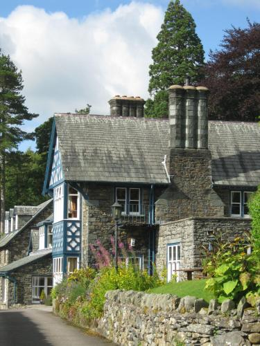 Ravenstone Manor Hotel and Restaurant,Keswick