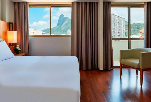 Mercure Botafogo Mourisco impression